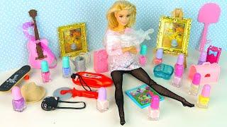 Барби Заболела  Но Чем??? Кен Спасает от Зависимости  Мультик для детеи Барби Сериал Куклы Игрушки