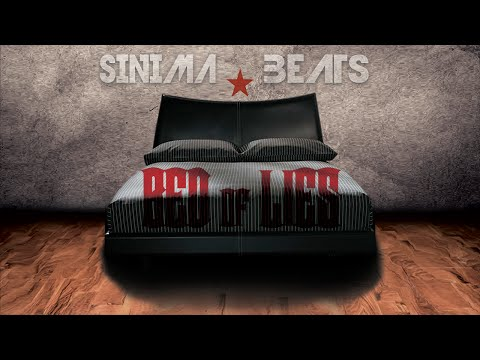 Bed of Lies Instrumental (Smooth Urban / Pop Beat with Guitars and Piano) Sinima Beats