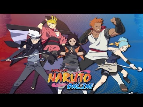 Download game pc naruto.