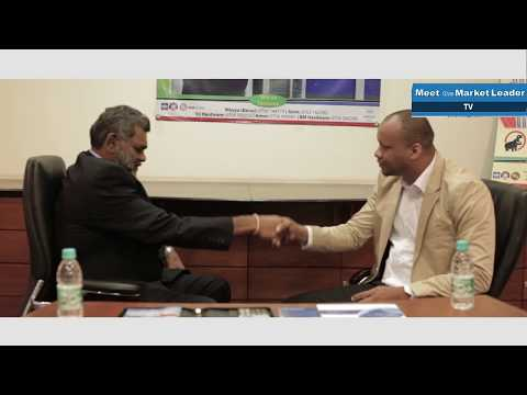 Meet the Market Leader TV SHOW with Subhash Patel Chairman and Managing Director- Motisun Group