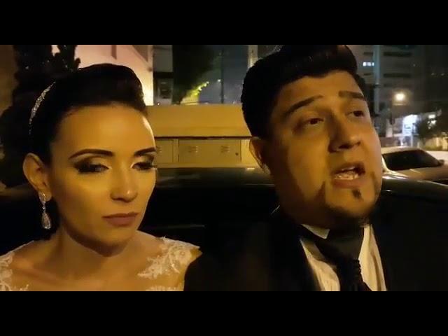 Depoimento Andresa e Bruno