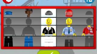 Lego Juniors! Лего Игры! Спортивные Машинки! Серия 8! Лего смотреть онлайн!