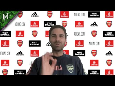 Partey? I won't discuss other players but my plans are very clear  I Mikel Arteta press conference