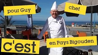 Le homard breton, ça décoiffe !