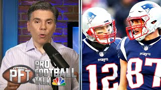 Mike florio and big cat break down the bucs' schedule, which is highlighted by tom brady taking on some big-name qbs like drew brees, aaron rodgers patri...