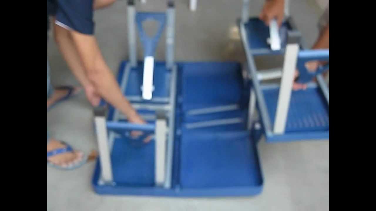 Table Set Transformer - Amazing Portable Picnic Table Set & Table Set Transformer - Amazing Portable Picnic Table Set - YouTube
