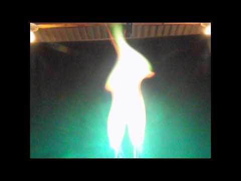 High Voltage Plasma Arc
