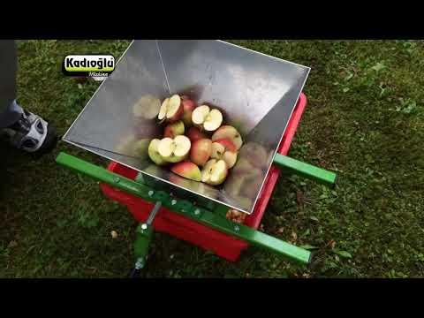 Grifo Markalı Elma, Meyve Öğütücü Makine Ve Aletler