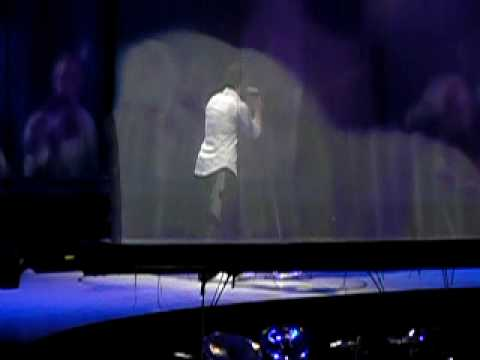 Justin Timberlake Losing my way Live Milan 01/07/2007