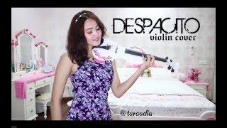 Justin Bieber - DESPACITO Violin Cover by Tara Adia Resimi