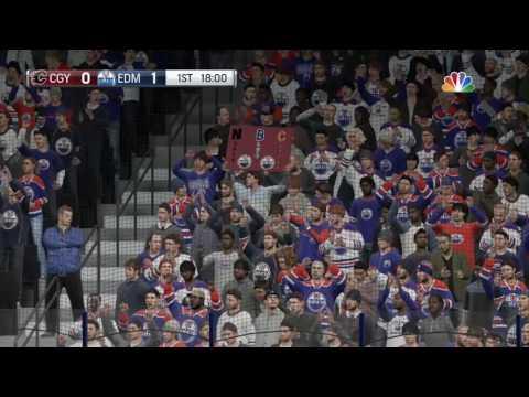 NHL 17 Goal Horns | Edmonton Oilers