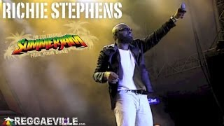 Richie Stephens & The Evolution - No Woman Nuh Cry @ SummerJam 7/6/2013