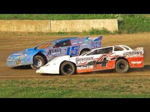 Street Stock Heat One | Eriez Speedway | 8-4-19