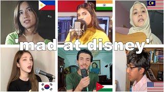 Who Sang It Better: Mad At Disney (South Korea, USA, India, Malaysia, Philippines, Jordan)