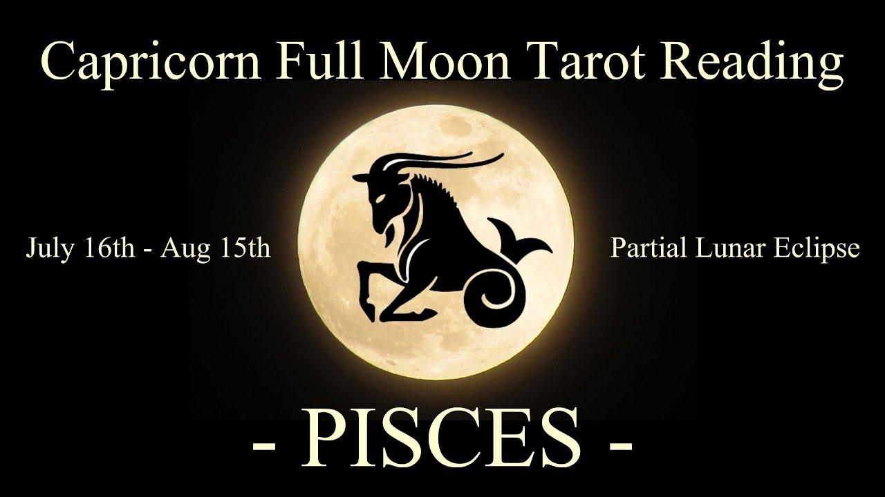 Pisces - Big shift & transformation! - Full Moon/Lunar Eclipse Reading