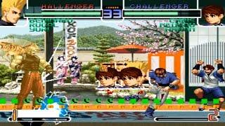 [TAS] The King of Fighters 2002 Magic Plus II