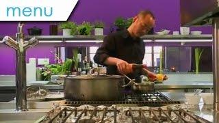 Silent Cooking #73 - Fillet Of Lamb - Tofu - Sea Bass
