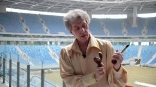 В преддверии ЧМ-2018: мастер-класс игры на ложках