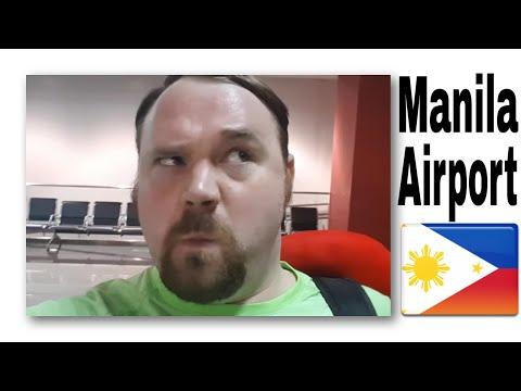 Exploring the Manila International Airport NAIA (MNL) #StoryVlog