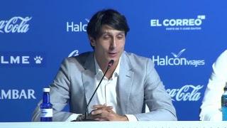 Presentación de Enzo Zidane