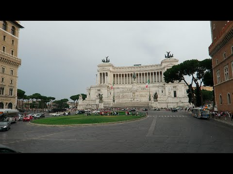 EPIC MONTAGE IN ROME!