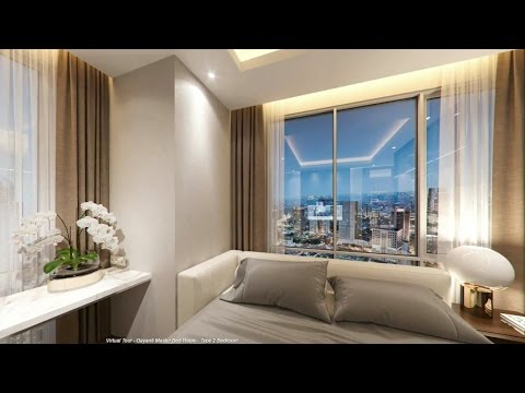 Show Unit Apartemen AYALA Residence at Gayanti City CBD Gatot Subroto | 2 Bedroom