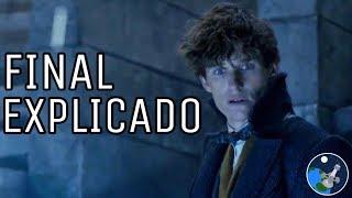 Explicación del Final de Fantastic Beasts Crimes of Grindelwald