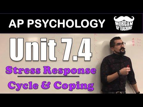 AP Psychology - Unit 7 - Stress, General Adaptation ...