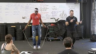 The CrossFit Workshop: Jump Rope - Side Swing and Jump