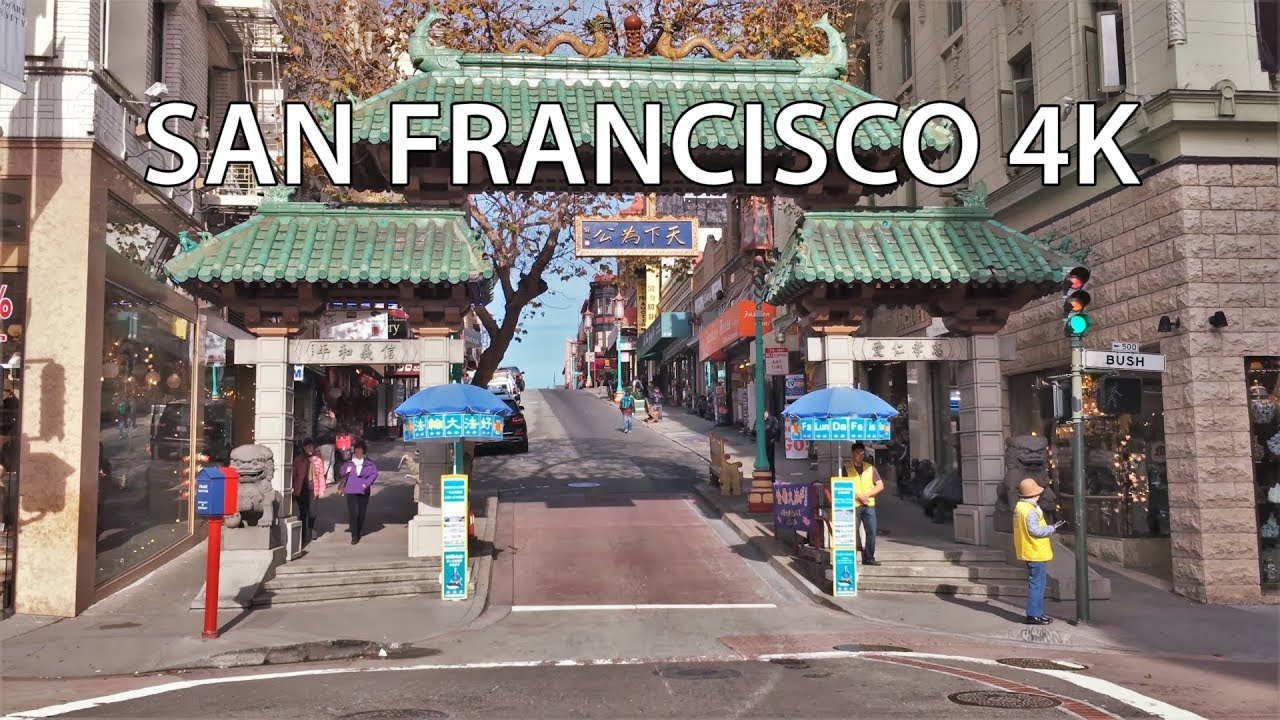 Driving Downtown - Chinatown 4K - San Francisco USA on map of union sq, map of southwest philly, map of chinese theater, map of girard, map of the aquarium, map of the domain, map of roslindale village, map of charles street, map of north avenue beach, map of garden oaks, map of kodak theater, map of identity, map of watts tower, map of san francisco map, map of washington square west, map of san francisco cable car, map of broadway district, map of washington bridge, map of columbia point, map of central district,