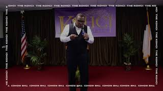 Receive The Peace Of God And Walk In It - Pastor LJ Miles