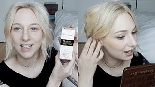 TOO FACED BORN THIS WAY FOUNDATION - SNOW   PALE SKIN