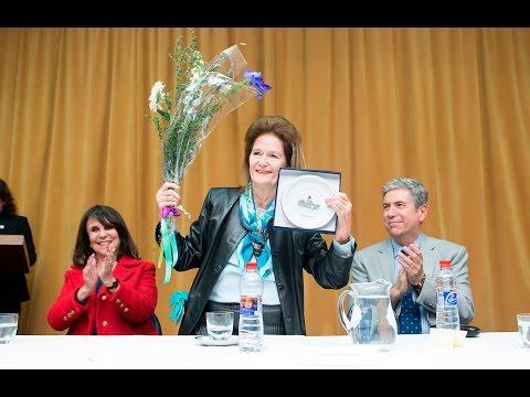 Elena Highton de Nolasco fue distinguida en la Cámara de Diputados por su trayectoria en mediación