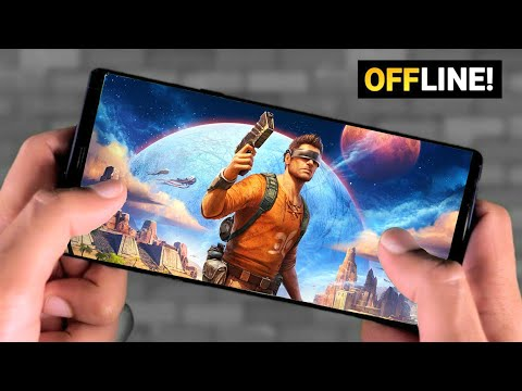 TOP 6 NEW OFFLINE GAMES FOR ANDROID | NEW ANDROID GAMES OFFLINE 2020