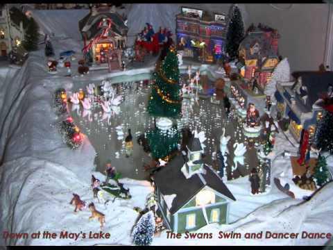 Christmas Village 2011 By Wayne Edward May