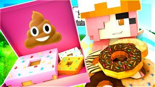 WOULD YOU EAT THIS DONUT? (Minecraft Build Battle)