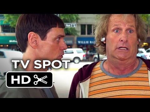 Dumb and Dumber To TV SPOT - Pedal Faster! (2014) - Jim Carrey, Jeff Daniels Movie HD