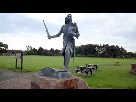 The Death of King Edward I at Burgh-by-Sands (Cumbria) in 1307