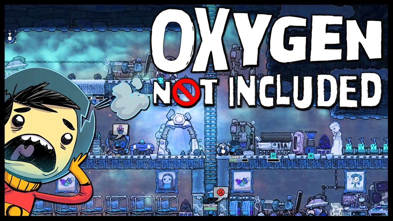 how to clean water in oxygen not included