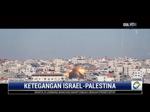 Ketegangan Israel-Palestina: Gaza Memanas, Maut Menanti