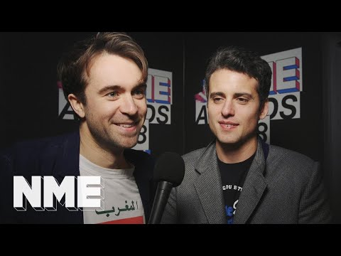 """The Vaccines """"I genuinely love all the Spice Girls"""" 