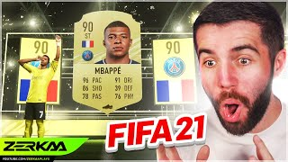 WORLD'S FIRST FIFA 21 MBAPPE IN A PACK! (FIFA 21 Pack Opening)
