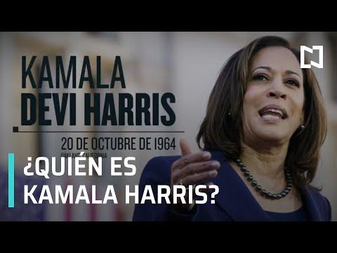 ¿Quién es Kamala Devi Harris, la candidata a la vicepresidencia de EEUU? - Las Noticias