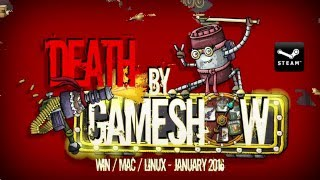 Death by Game Show Announcement Trailer