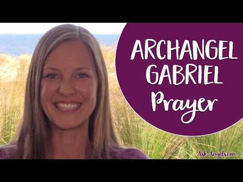 Archangel Gabriel Prayer ~ Invoke Gabriel, Divine Messenger and Archangel of Clear Communication