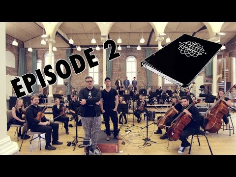 Collaborating with Flux Pavilion  Kaleidoscope Orchestra Stories