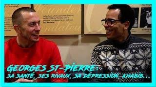 Interview Georges St-Pierre : enfin guéri, Khabib, ses rivaux, sa dépression | #PodcastLaSueur thumbnail