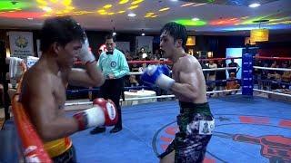 Al Toyogon vs. Ryo Sagawa | ESPN5 Boxing