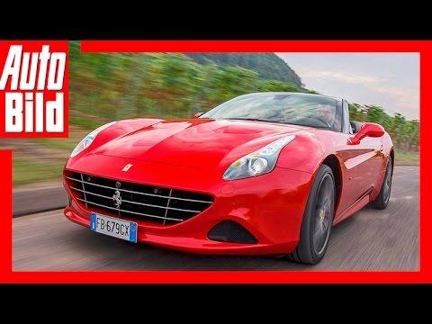 Fahrbericht Ferrari California T Hs 2016 Handling Speciale Oben