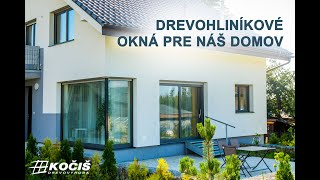 Drevo hliníkové okná- Drevovýroba Kočiš s.r.o.